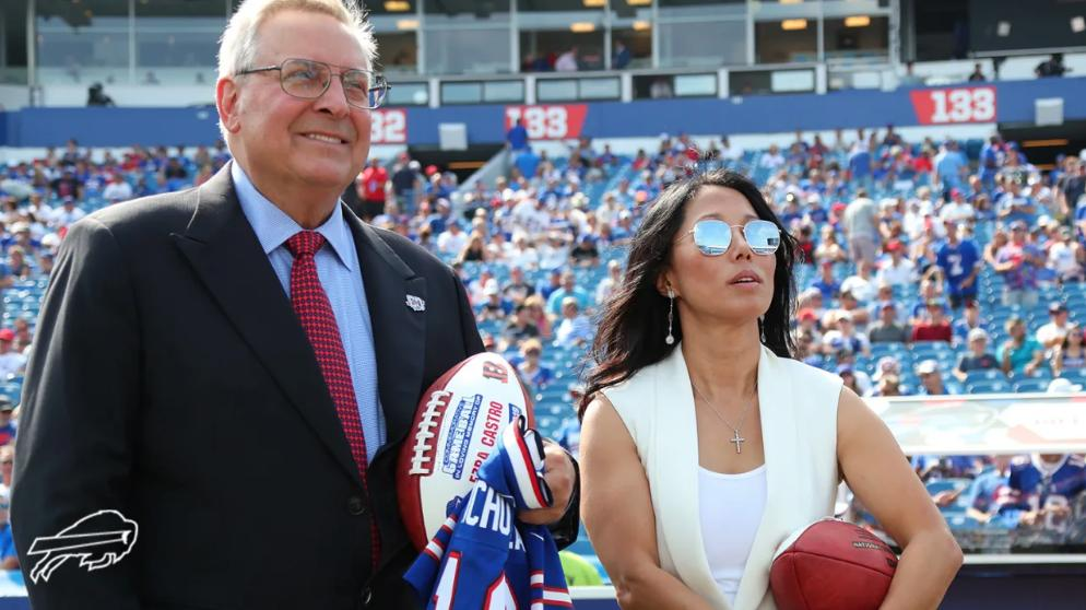On October 8, 2014, a city was united. #OneBuffaloDay 5 ways the Pegulas have made an impact in their five years as Bills owners: bufbills.co/4NOVQ8