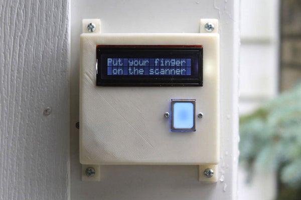 EGX oJkX0AUyW9S - arduino fingerprint scanner