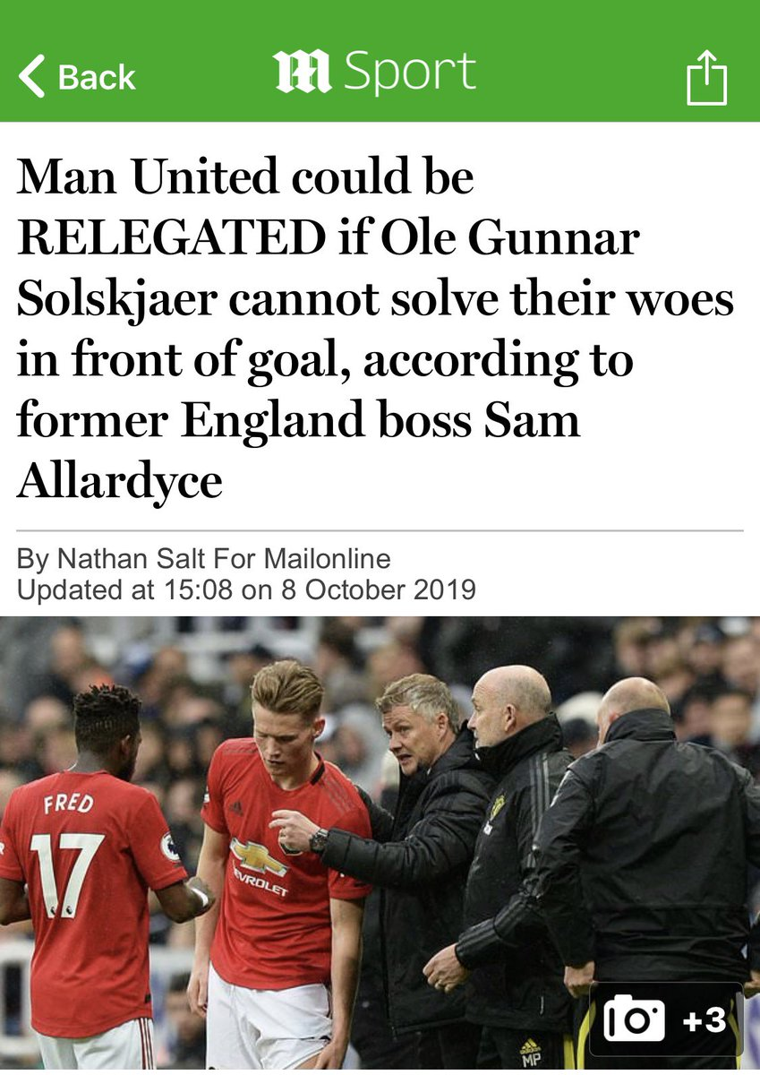 الله يالدنيا بدأ الحديث عن إمكانية هبوط #مانشستر_يونايتد الوقت مناسب لإنقاذ #MUFC بشراء النادي وتحقيق آمال جماهيره #GlazersOut #WoodwardOut @PIFSaudi