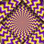 Image for the Tweet beginning: Är en illusion egentligen ett