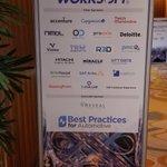 Image for the Tweet beginning: Worksoft is proud to sponsor