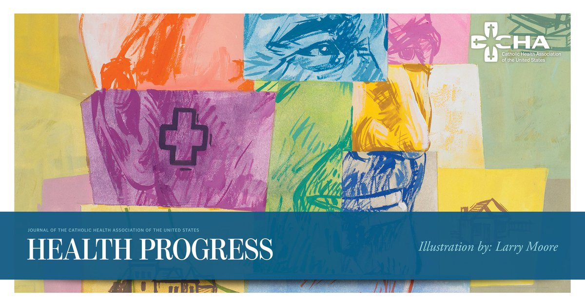 Fr. Michael Rozier's article in #HealthProgress suggests bringing Catholic organizations together to contribute to effective interventions related to social determinants of health. http://ow.ly/nAfY50wwZCl  #CatholicHealth @RozierSJ @SLU_Official