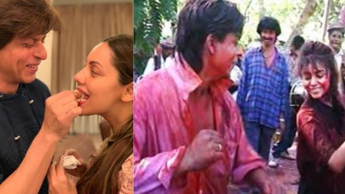 Happy birthday Gauri Khan: Throwback video of SRK dancing with his lady love isviral