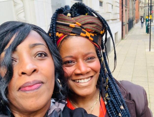 @PhoenixNewsUK @TheVoiceNews @triciaapc @MelroseStewart1 @TVMarv @mybookbasket @FirstScientists @daniellagenas @jayblessed1 On Sunday it was my privilege to be at @THSHBirmingham with my buddy @webley_sharon as @kehinde_andrews hosted a conversation with @malorieblackman