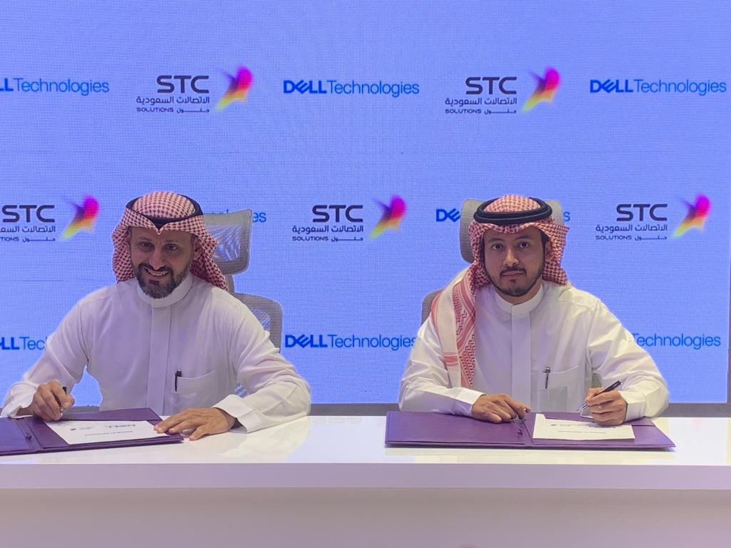 .@STC_KSA Solutions selects Dell Technologies as its Trusted Vendor for Cloud Infrastructure #DellTechGitex #Gitex2019