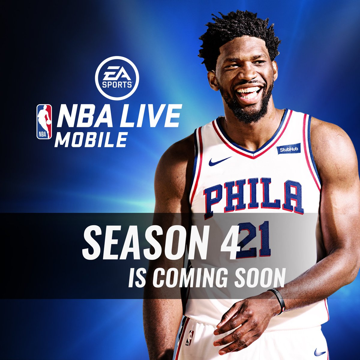 Ea Sports Nba Live Mobile On Twitter Time To Tip Off A New