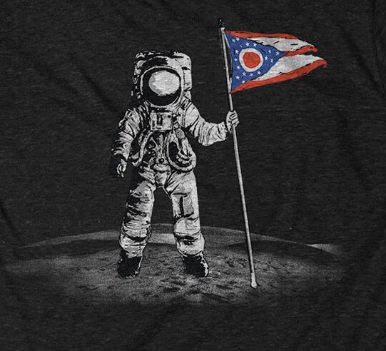 Hey, that's Ohio's moon (one of my favorite t's from @11W)