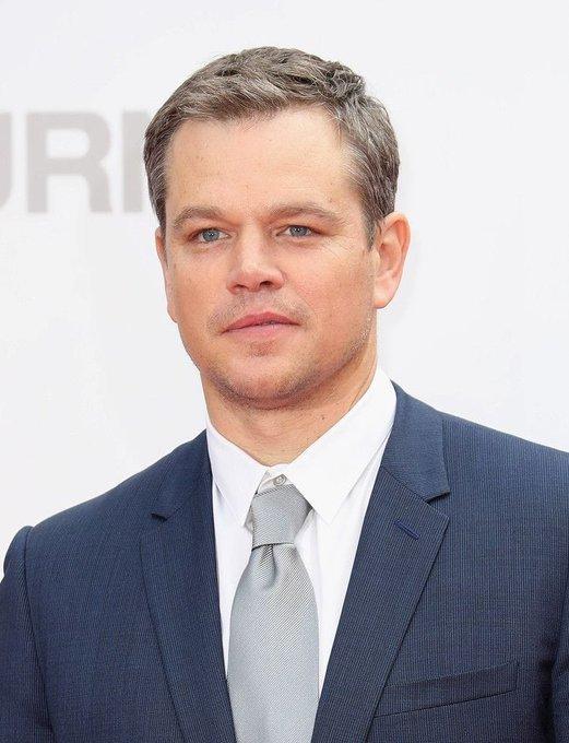 Happy Birthday to Matt Damon who turns 49 today!