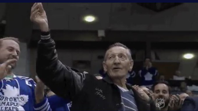 Happy Birthday to one of Canada s ultimate treasures. Walter Gretzky!