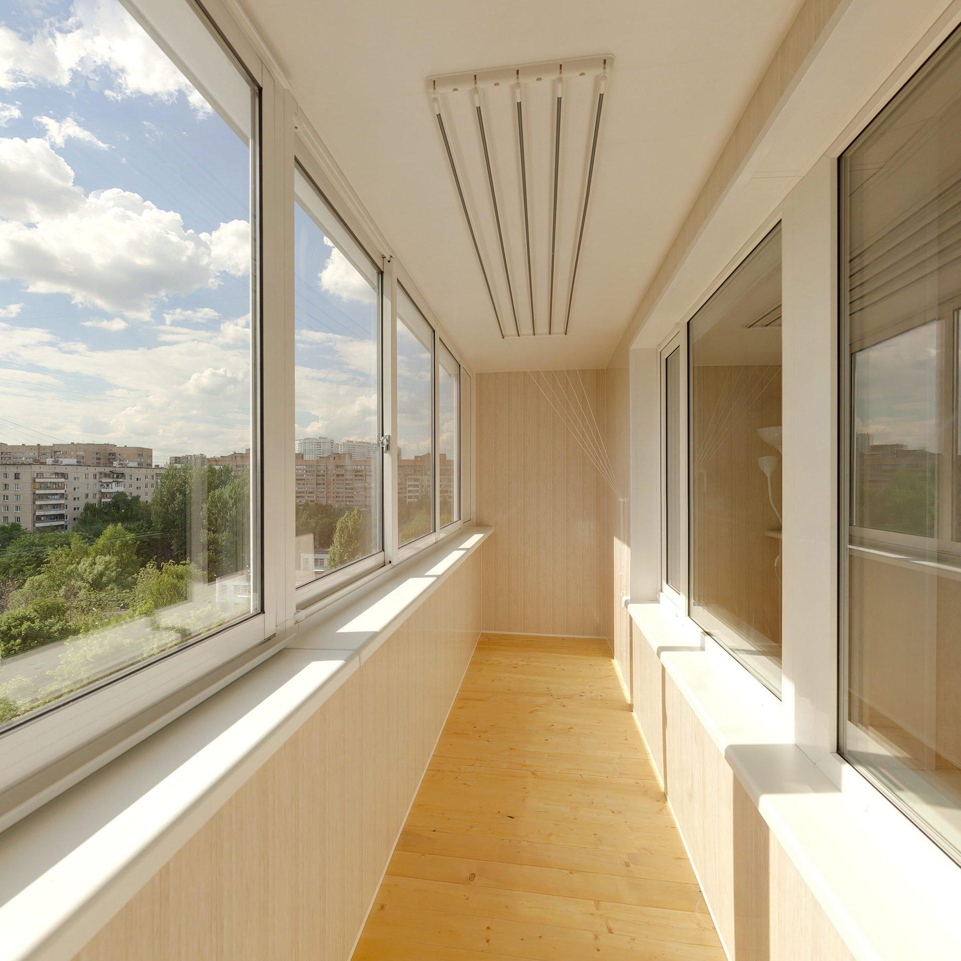теплые балконы в картинках этому