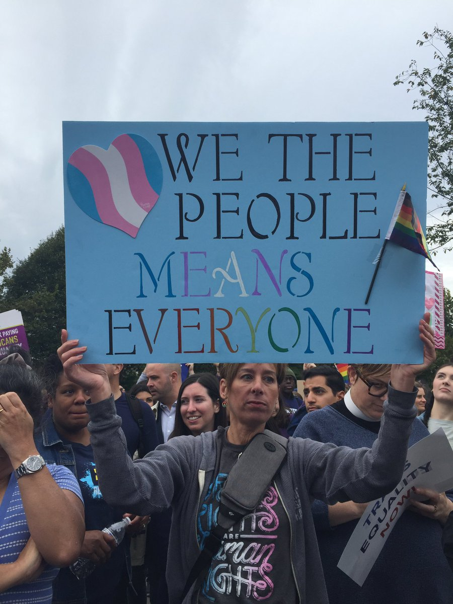 📣 We the people means everyone. #RiseUpOct8