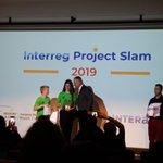 Huge congratulations to the @NorthSeaRegion @2_imprezs project, the winners of the 2019 #Interreg project slam!! Find out more about the project here: https://t.co/nD8ExQ2Lp9