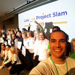 Tons of positive emotions at the #Interreg Project Slam. Congratulations to all the finalists for great performances 👏👏👏 @EURegionsWeek @InteractEU