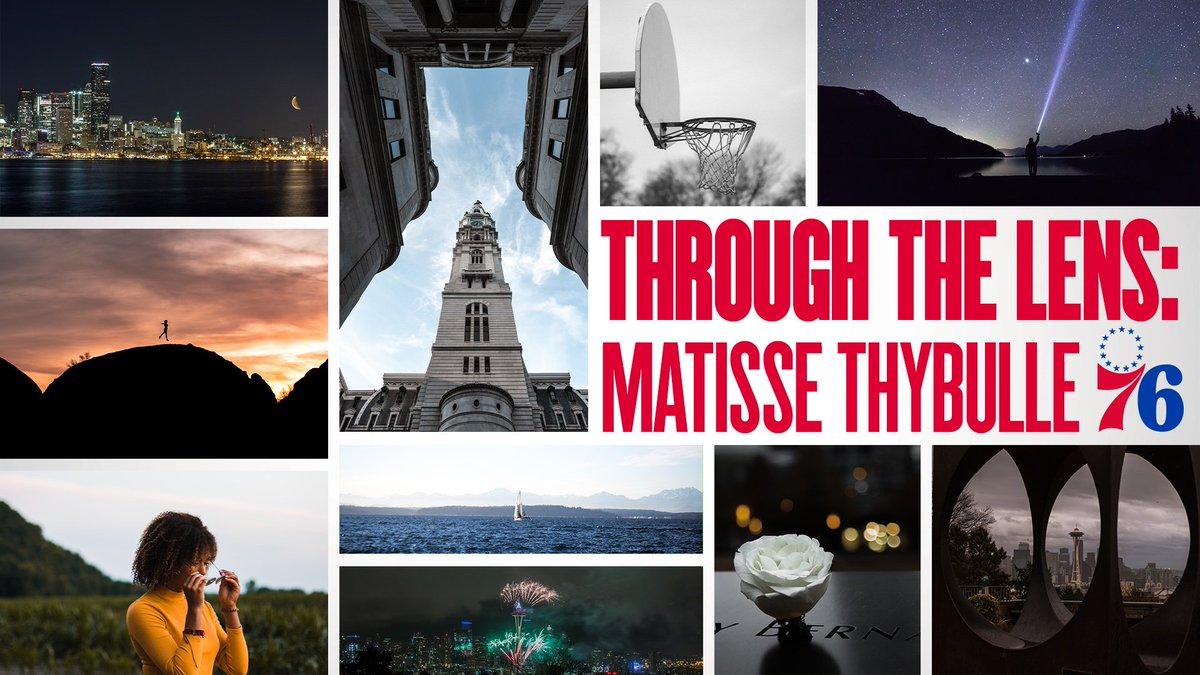 @sixers's photo on Matisse Thybulle