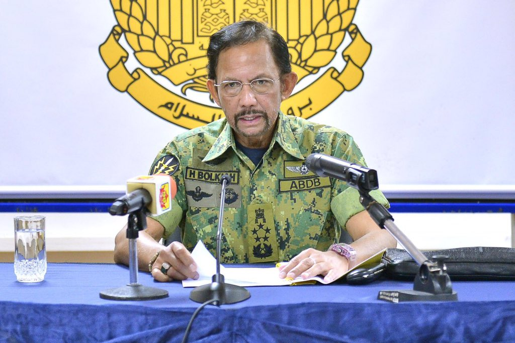 His Majesty The Sultan and Yang Di Pertuan of Brunei Darussalam in a titah on Tuesday expressed concern with the abuse of visa application granting processes that he said might stem from inefficient management and corruption.  More details on  http:// borneobulletin.com.bn    <br>http://pic.twitter.com/Ubo9CGLg0H