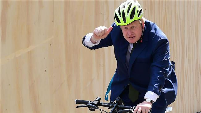 Which cyclist would you prefer to run the country? Retweet for Boris or like for Corbyn