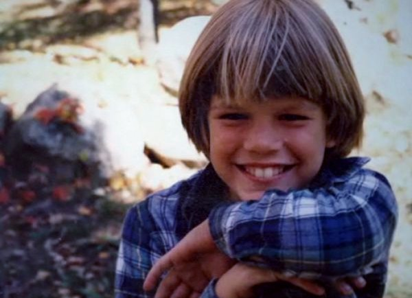 Happy 49th Birthday wishes go out to actor Matt Damon, here he is back in 1978.
