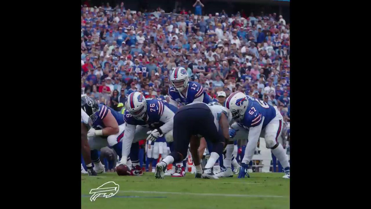 .@LeeSmith in the end zone. You love to see it. 👏 #TouchdownTuesday | #GoBills