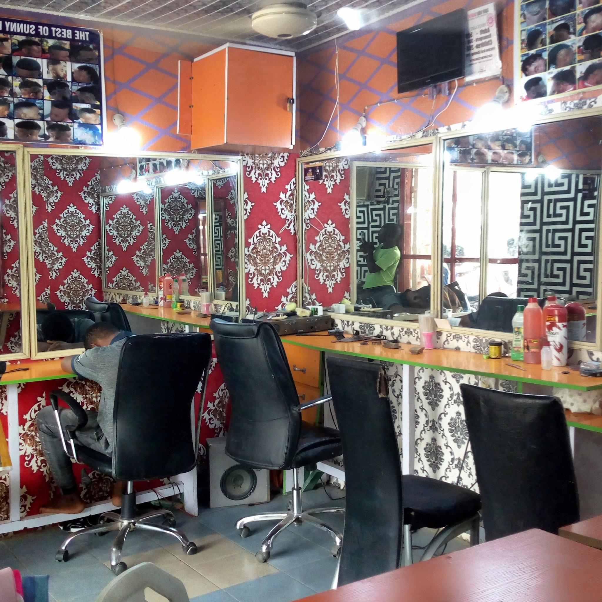 Sunnybobo Barbing Salon On Twitter Americans Nigerians Barbershop Naijafemaleartistes Barcelona Arsenal Real Madrid