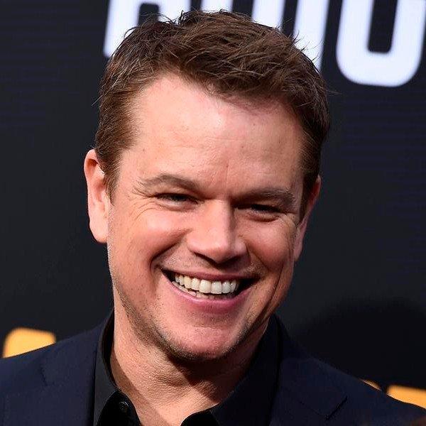 Happy Birthday to himself, Matt Damon!