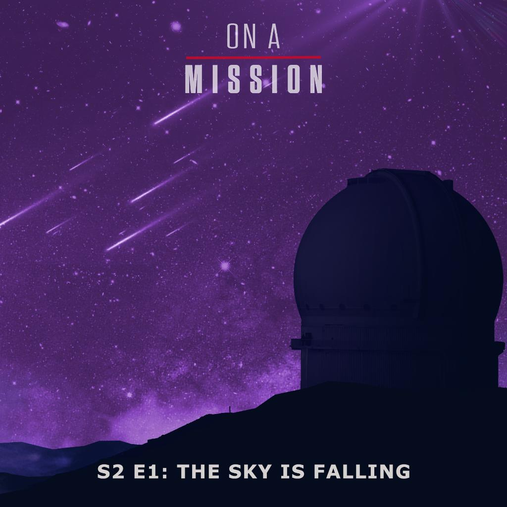 On a Mission, @NASAJPLs award-winning podcast, returns for a new season all about asteroids! ☄️ Theyll visit missions and observatories studying these space rocks and hear from scientists charged with protecting Earth. 🎧 📲 Listen and subscribe: go.nasa.gov/2p0N2Z4