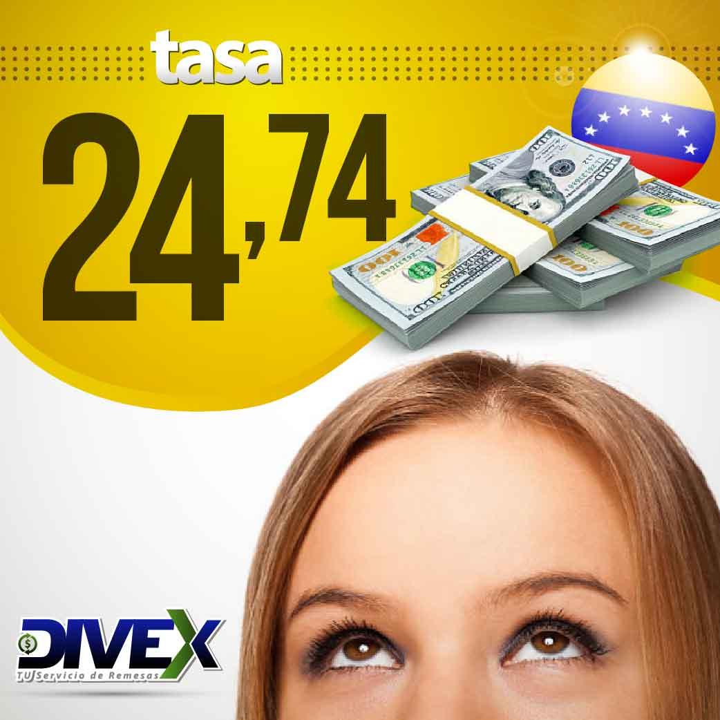 En @ServiciosDivex  tenemos la mejor tasa de cambio de todo Chile para hacer #RemesasFamiliares de forma rápida y segura a toda Venezuela gastando menos… Contáctenos ahora mismo desde tu Whatsapp y con gusto te atenderemos! . . Whatsapp: 📱 +56 99 4200657