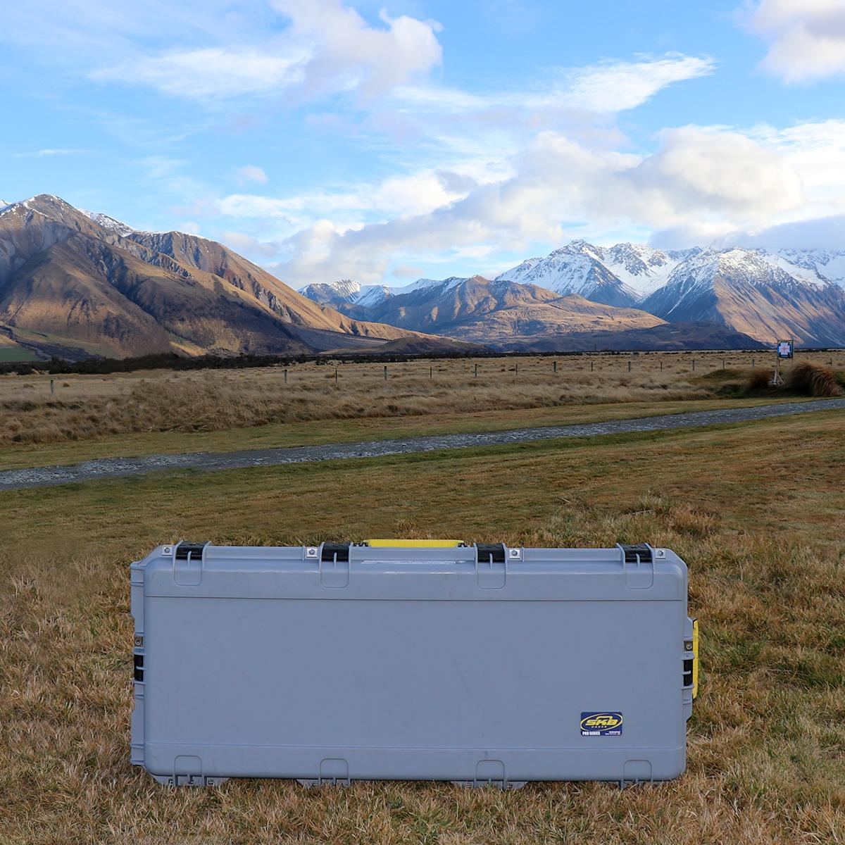 This #TravelTuesday we're taking you to New Zealand. A 12+ hour flight won't scare our cases! Featured: 3I-4214-5G-PS
