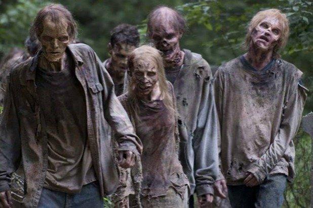 Вирус картинки зомби