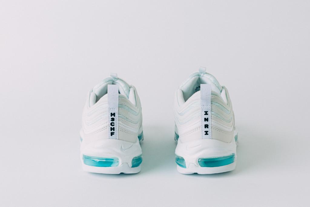 Tenis Nike Airmax 97 Amarillos Ropa, Bolsas y Calzado
