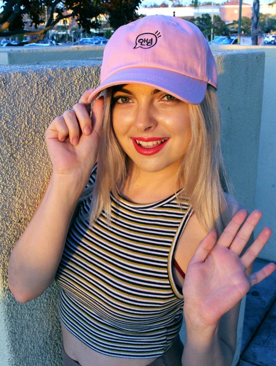 5-Star Review! ⭐️⭐️⭐️⭐️⭐️ *-* I got this one in black as a Christmas present. I just LOVE it! Looks Lit! One of my friends was all excited over this dad hat. Katherine shop.allkpop.com/collections/be…
