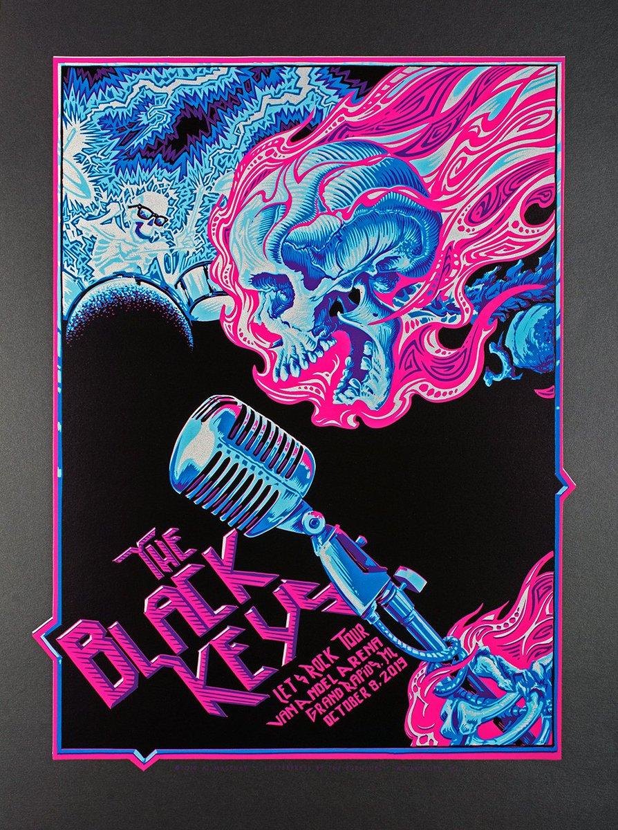 the black keys lets rock tour