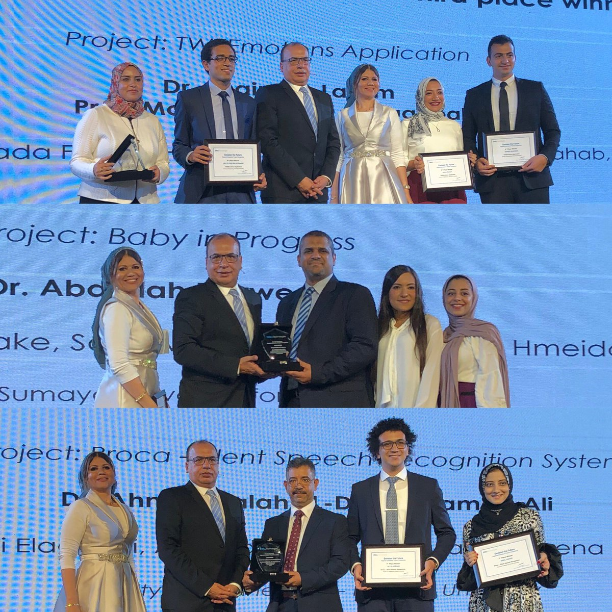 Congratulations to all of our #EnvisionTheFuture award winners. #DellTechGitex