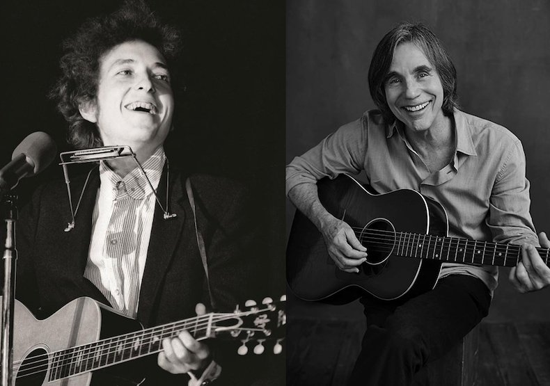 Jackson Browne Sings Bob Dylan Happy Birthday Jackson Browne