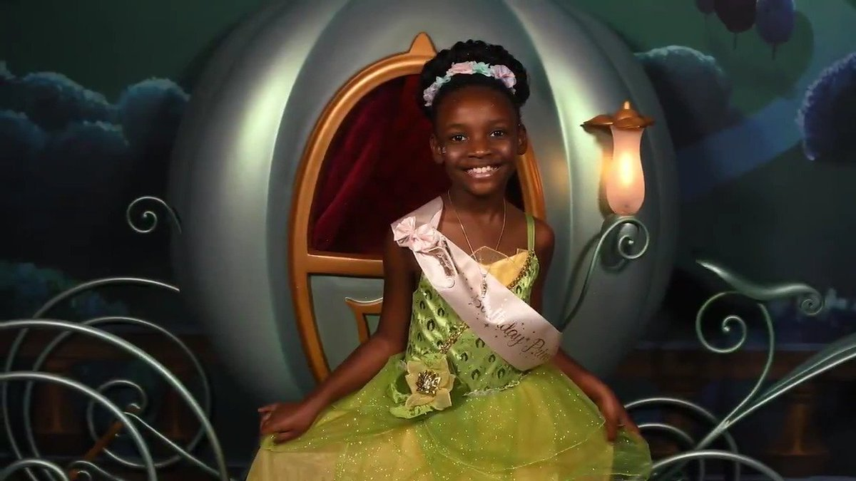 @DisneyParks's photo on Tiana