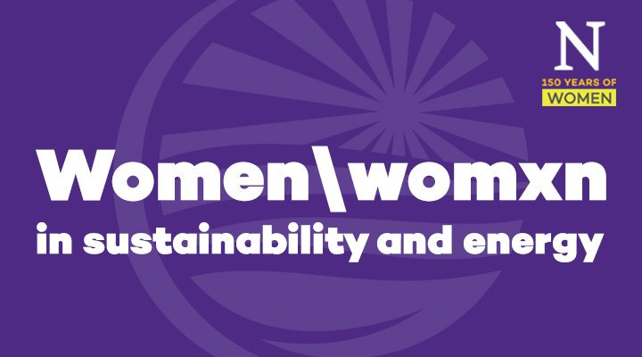 Allison O'Donnell is passionate about applying her @NorthwesternEng expertise to the issues of #sustainability and #energy. Learn how shes working on bio-inspired solutions to build a more a sustainable future: bit.ly/35emzYN #WomxnAtNU