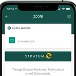 Image for the Tweet beginning: $ZCR $ZCore ZCorePay now available