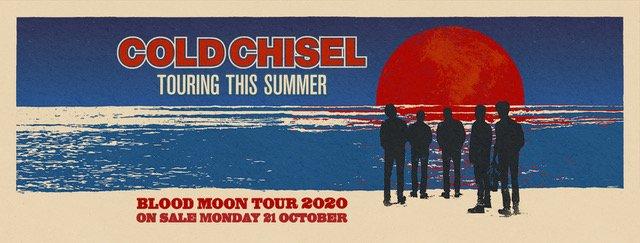 cold chisel tour 2020 - photo #5