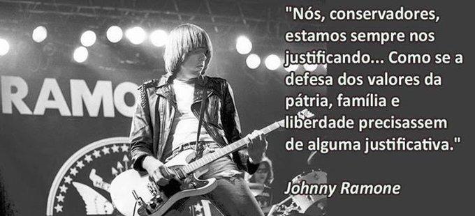 Happy birthday Johnny Ramone!