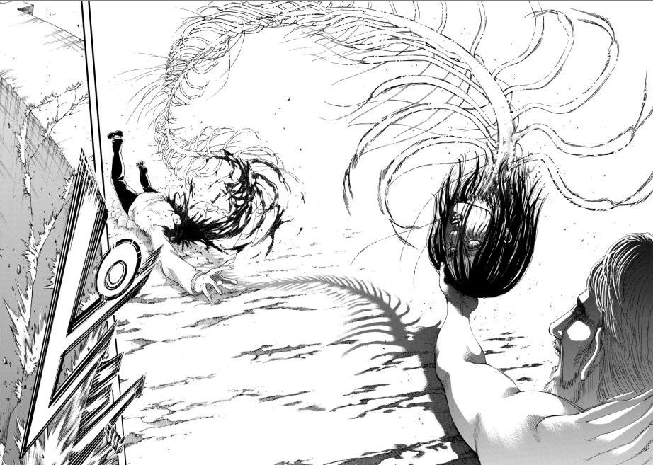 進撃の巨人 ネタバレ 122 【ネタバレ】進撃の巨人 122話『二千年前の君から』