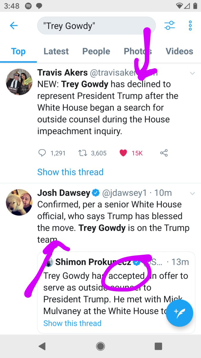Im confused. This is like Groundhog Day. Trey Gowdy climbed out of his crypt today to predict whether wed have 6 more months of treasonous misery... But he couldnt decide?