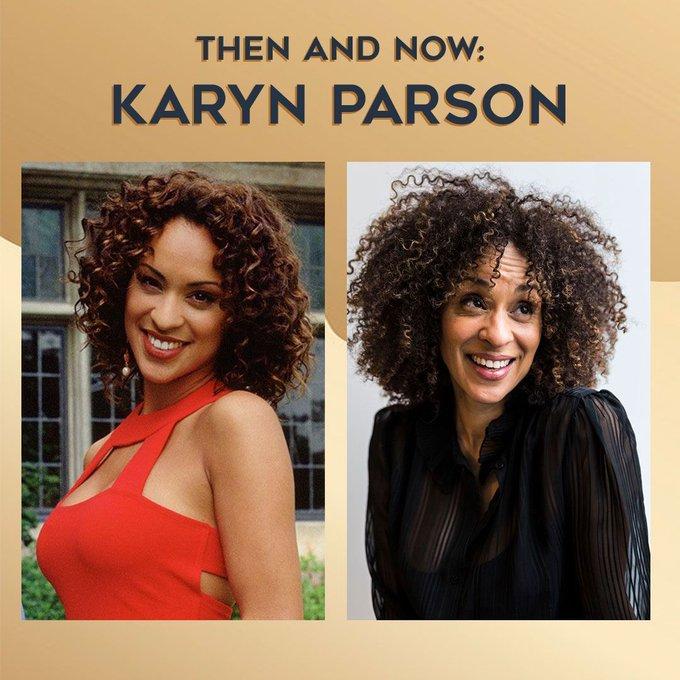 Happy Birthday Hillary aka Karyn Parsons!