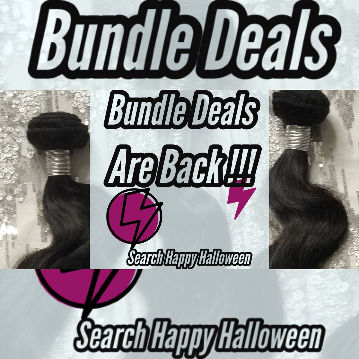 Happy Halloween Bundles - K & K Beauty Boutique