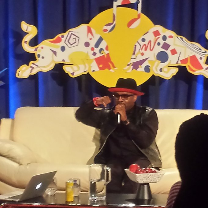 Happy birthday Teddy Riley. Saw him live a few years ago at Red Bull Music Academy with