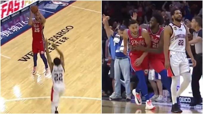 【影片】終於進化了!Simmons命中NBA職業生涯首個三分球,這一刻我們等了三年!