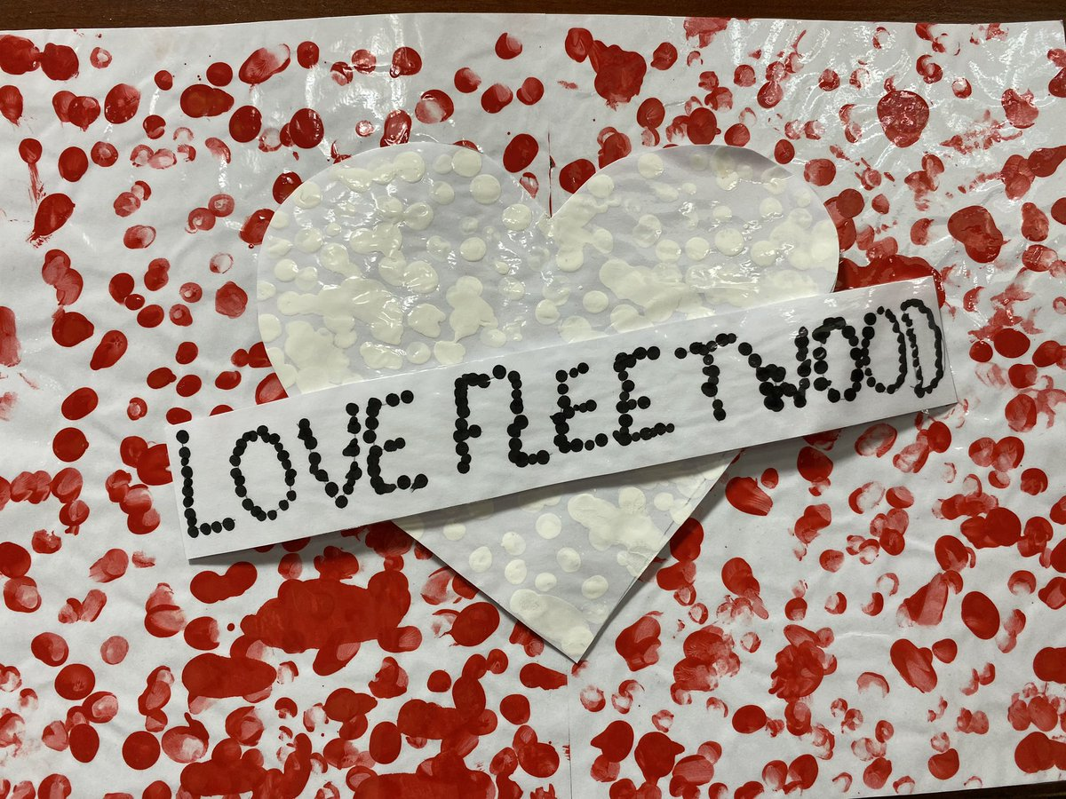 What happens when you bring education together with health, social care, housing and residents? #LoveFleetwood