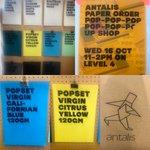 Image for the Tweet beginning: @Antalis_UK Pop up shop today