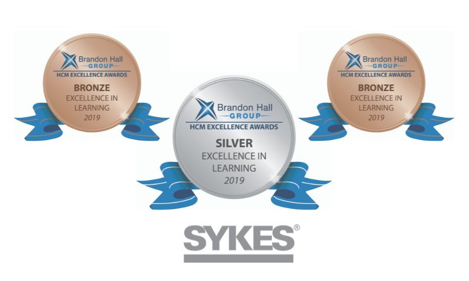 SYKES won three Brandon Hall Group Excellence Awards in the Human Capital Management Excellence Awards. Learn more here. >>> https://t.co/syOw9o4Aq8 #SYKESAwards #WorkLearnGrow https://t.co/13hJeZXyhG