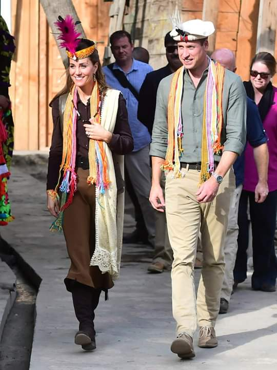 Royal guests in Chitral❤ #RoyalsVisitPakistan #RoyalsvisitChitral