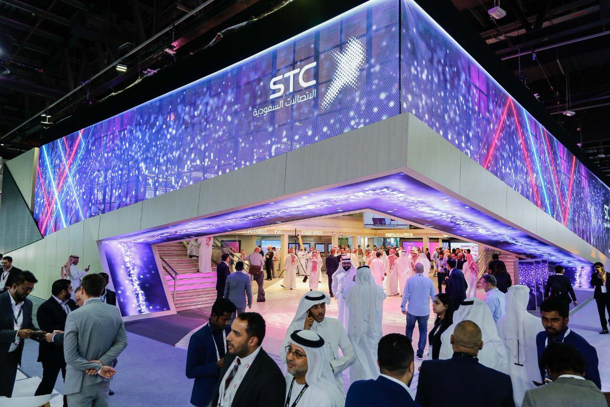 #GITEX2019 feature an array of highly impressive stands and innovative solutions.
