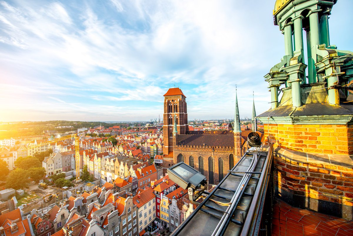 Discover the vibrant, cultural city of Gdansk at #WTMLDN .   Stop by the #VisitGdansk  stand to learn more about the citys best tourist attractions.
